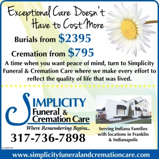 Exceptional Care Doesn't Have To Cost More